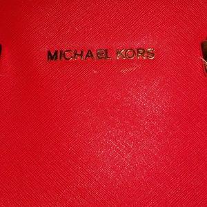 Michael Kors Seldem MD Satchel